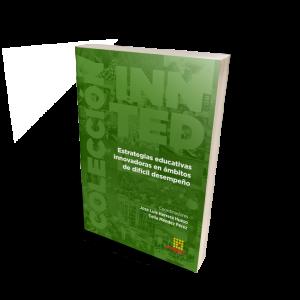 Portada del libro Estrategias educativas innovadoras en ámbitos de difícil desempeño