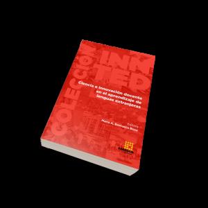Portada del libro Ciencia e innovación docente en el aprendizaje de lenguas extranjeras