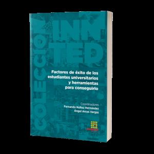 Portada del libro Factores de éxito de los estudiantes universitarios y herramientas para conseguirlo