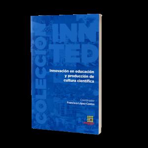Portada del libro Innovación en educación y producción de cultura científica