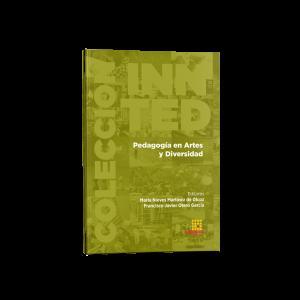 Portada del libro Pedagogía en Artes y Diversidad