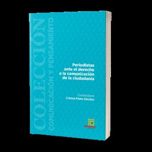 Portada del libro Periodistas ante el derecho a la comunicación de la ciudadanía
