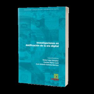 Portada del libro Investigaciones en datificación de la era digital