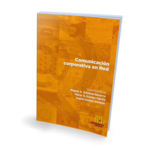 Portada del libro Comunicación corporativa en Red
