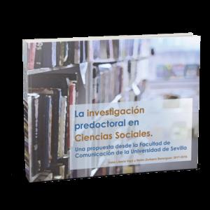 Portada del libro La investigación predoctoral en Ciencias Sociales.