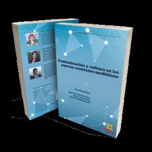 Portada del libro Comunicación y cultura  en los nuevos contextos mediáticos